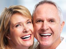 בריאות השיניים של בני ששים ומעלה